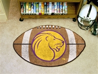 "North Alabama Football Rug 22""x35"""