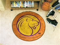 "North Alabama Basketball Rug 29"" Diameter"