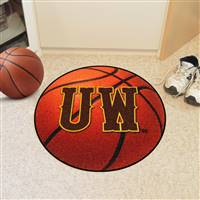 "University of Wyoming Football Mat 20.5""x32.5"""