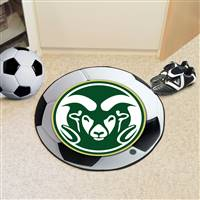 "Colorado State University Soccer Ball Mat 27"" diameter"