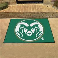 "Colorado State Rams All-Star Rug 34""x45"""