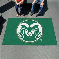 "Colorado State University Ulti-Mat 59.5""x94.5"""