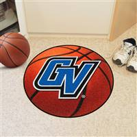 "Grand Valley State University Basketball Mat 27"" diameter"
