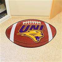 "Northern Iowa Panthers Football Rug 22""x35"""