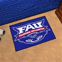 "Florida Atlantic University Starter Mat 19""x30"""
