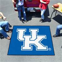 "University of Kentucky Tailgater Mat 59.5""x71"""