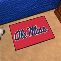 "University of Mississippi (Ole Miss) Starter Mat 19""x30"""