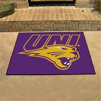 "Northern Iowa Panthers All-Star Rug 34""x45"""