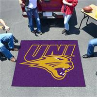 "Northern Iowa Panthers Tailgater Rug 60""x72"""