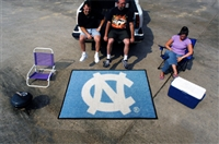 "North Carolina Tar Heels Tailgater Rug 60""x72"""