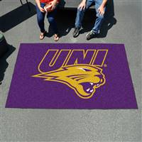 "Northern Iowa Panthers Tailgating Ulti-Mat 60""x96"""