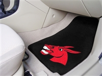 "Central Missouri 2-piece Carpeted Car Mats 18""x27"""