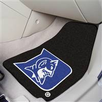 "Duke Blue Devils 2-piece Carpeted Cat Mats 18""x27"""