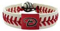 Arizona Diamondbacks Bracelet Classic Baseball
