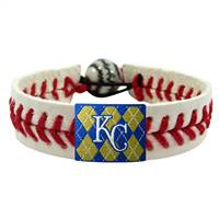 Kansas City Royals Bracelet Classic Baseball