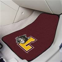 "Loyola University Chicago 2-pc Carpet Car Mat Set 17""x27"""