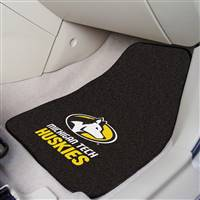 "Michigan Tech University 2-pc Carpet Car Mat Set 17""x27"""
