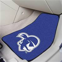 "Seton Hall Pirates 2-piece Carpeted Car Mats 18""x27"""