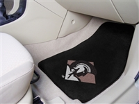 "Arkansas-Little Rock Trojans 2-piece Carpeted Car Mats 18""x27"""