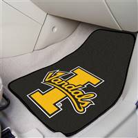 "Idaho Vandals 2-piece Carpeted Car Mats 18""x27"""