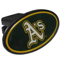 Oakland Athletics Hitch Cover Plastic