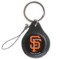 San Francisco Giants Key Ring with Screen Cleaner
