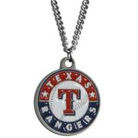Texas Rangers Necklace Chain
