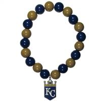 Kansas City Royals Bracelet Bead Style