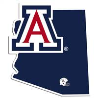 Arizona Wildcats Decal Home State Pride Style - Special Order