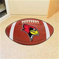 "Illinois State University Football Mat 20.5""x32.5"""