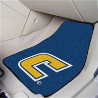 "University Tennessee Chattanooga 2-pc Carpet Car Mat Set 17""x27"""
