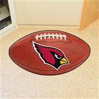 "NFL - Arizona Cardinals Football Mat 20.5""x32.5"""