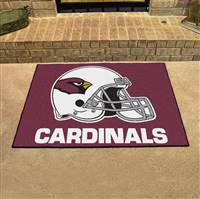"NFL - Arizona Cardinals All-Star Mat 33.75""x42.5"""