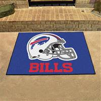 "Buffalo Bills Allstar Rug 34""x45"""