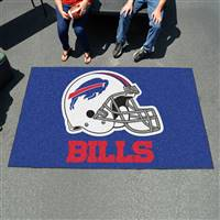 "Buffalo Bills Ulti-Mat Tailgating Mat 60""x96"""