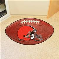 "Cleveland Browns Football Rug 22""x35"""