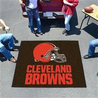 "Cleveland Browns Tailgating Mat 60""x72"""