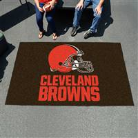 "Cleveland Browns Ulti-Mat Tailgating Mat 60""x96"""