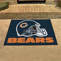 "Chicago Bears Allstar Rug 34""x45"""