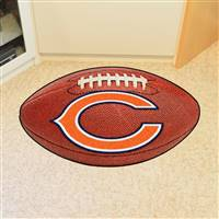 "NFL - Chicago Bears Football Mat 20.5""x32.5"""