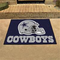 "Dallas Cowboys Allstar Rug 34""x45"""