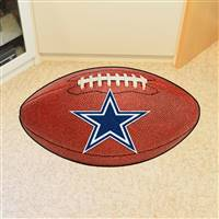 "Dallas Cowboys Football Rug 22""x35"""