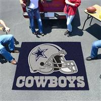 "Dallas Cowboys Tailgating Mat 60""x72"""