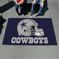 "Dallas Cowboys Ulti-Mat Tailgating Mat 60""x96"""
