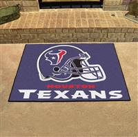 "Houston Texans Allstar Rug 34""x45"""