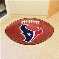 "Houston Texans Football Rug 22""x35"""