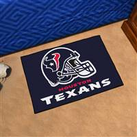 "Houston Texans Starter Rug 20""x30"""