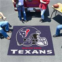 "Houston Texans Tailgating Mat 60""x72"""