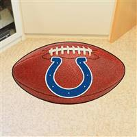 "NFL - Indianapolis Colts Football Mat 20.5""x32.5"""