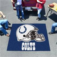 "Indianapolis Colts Tailgating Mat 60""x72"""
